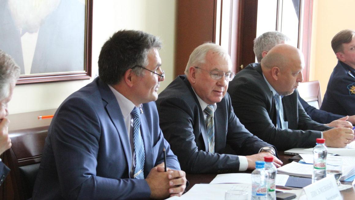 Итоги 13 заседания Комитета по аэронавигации Союза авиапроизводителей России
